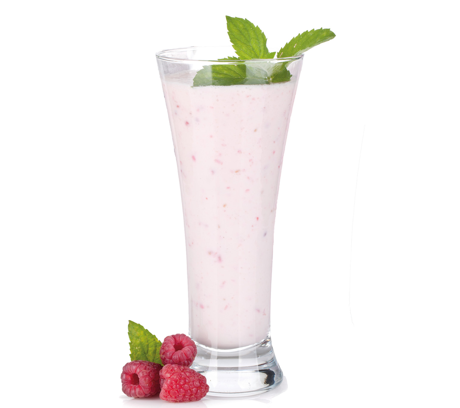 Himbeer-Buttermilch-Shake